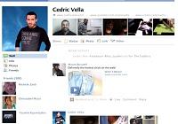 capture de youtube my facebook de cedric villa