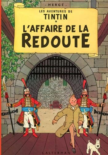 Tintin et l'affaire de La Redoute