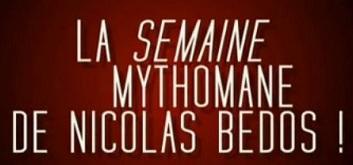 capture la semaine mythomane de Nicolas Bedos