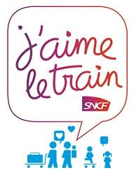 je t'aime le train SNCF