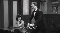 Jean dujardin et Zooey Deschanel -  Saturday Night Live