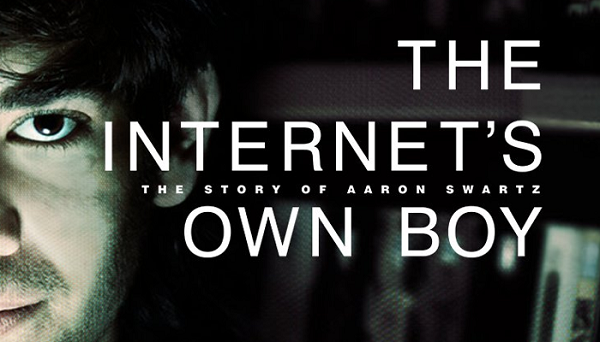 The Internet's Own Boy, le documentaire sur Aaron SwartzThe Internet's Own Boy, le documentaire sur Aaron Swartz